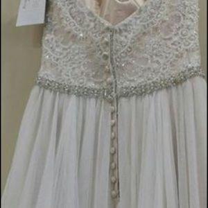 Never worn plus size allure bridal